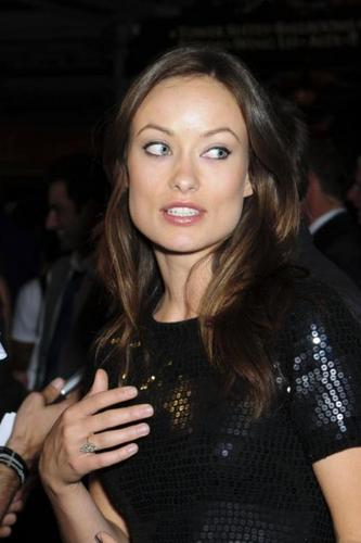 Olivia Wilde arriving for the one anno anniversary of Blush Nightclub in Las Vegas