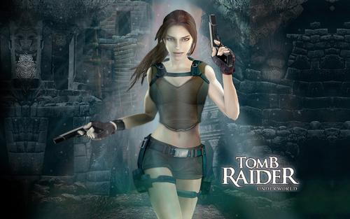 Omb Raider Underworld