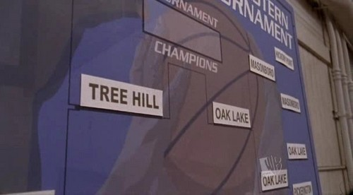 One Tree Hill !