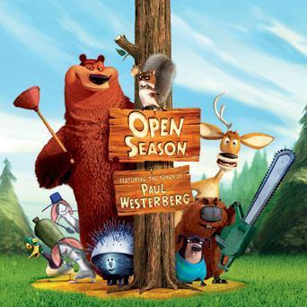 Open Season wallpaper entitled Open Season