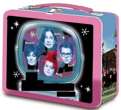 Osbourne Family Lunch Box