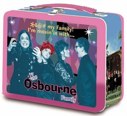 Osbourne Family Lunch Box