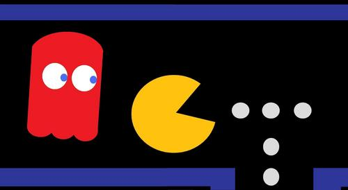 Pacman Ghost Chase