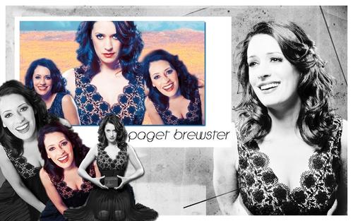 Paget Brewster