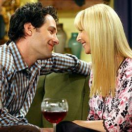 Friends Couples wallpaper called Phoebe and Mike ♥