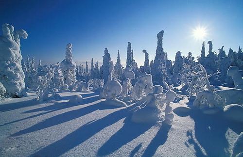 Pictures of Kuusamo