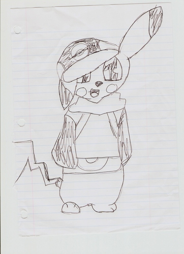 피카츄 Ash
