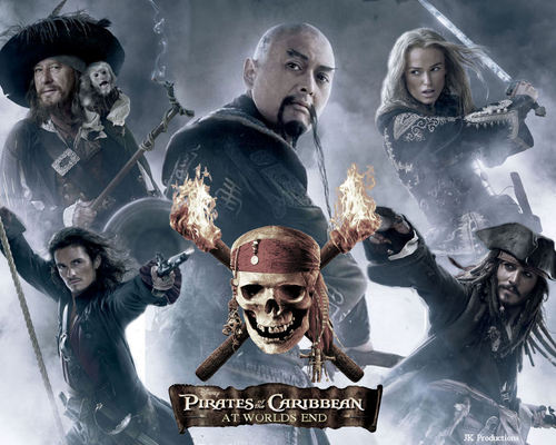 Pirates of the Carribbean at World's END