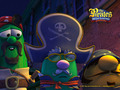 Pirates who don't do anything - veggie-tales wallpaper