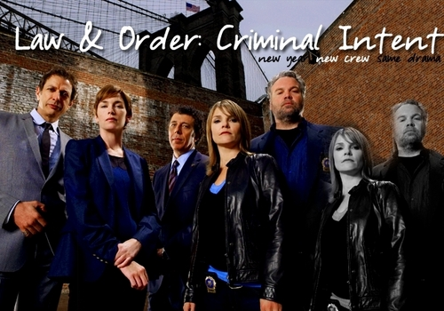 Law & Order: CI wallpaper titled Promo