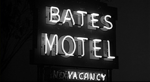 Psycho ... The Bates Motel