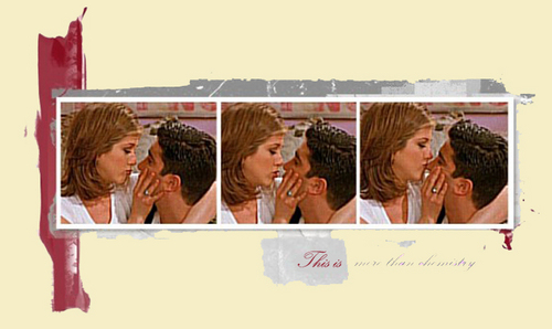 Friends Couples wallpaper called R&R