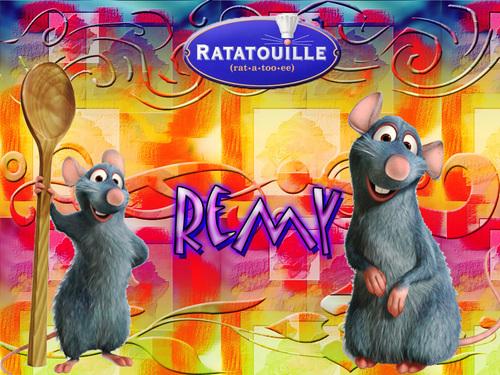 Remy Обои