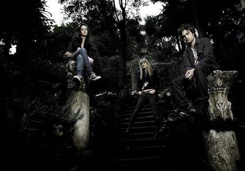 Rob, Kris, & Cathrine