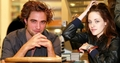 Rob & Kris Melbooks Library Signing - twilight-series photo