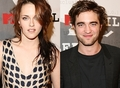 Rob & Kris at MTV's Spoilers - twilight-series photo