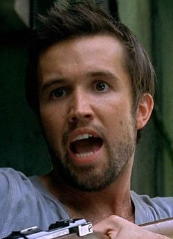 rob mcelhenney weight loss