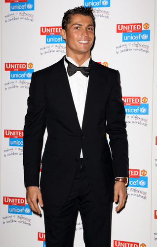 Ronaldo @ UNICEF evening