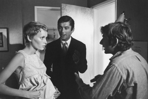 Rosemary's Baby ... On The Set