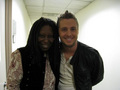 Ryan Tedder and Whoopy Goldberg