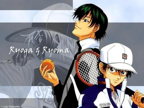 Ryoma and Ryoga