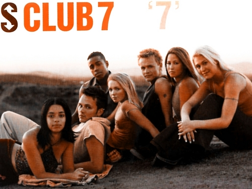 S Club 7 Wallpaper