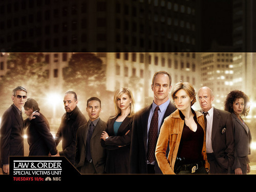 Law and Order SVU wallpaper entitled SVU Wallpaper