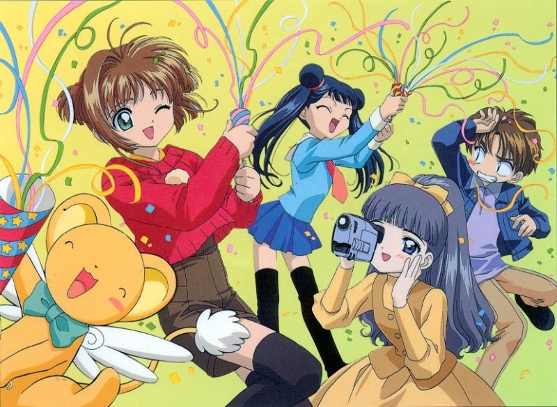 Sakura & friends