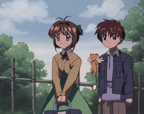 Sakura Syaoran & Kero