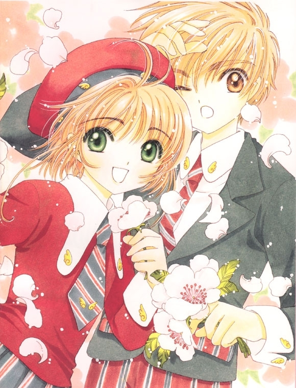 sakura and syaoran - photo #21