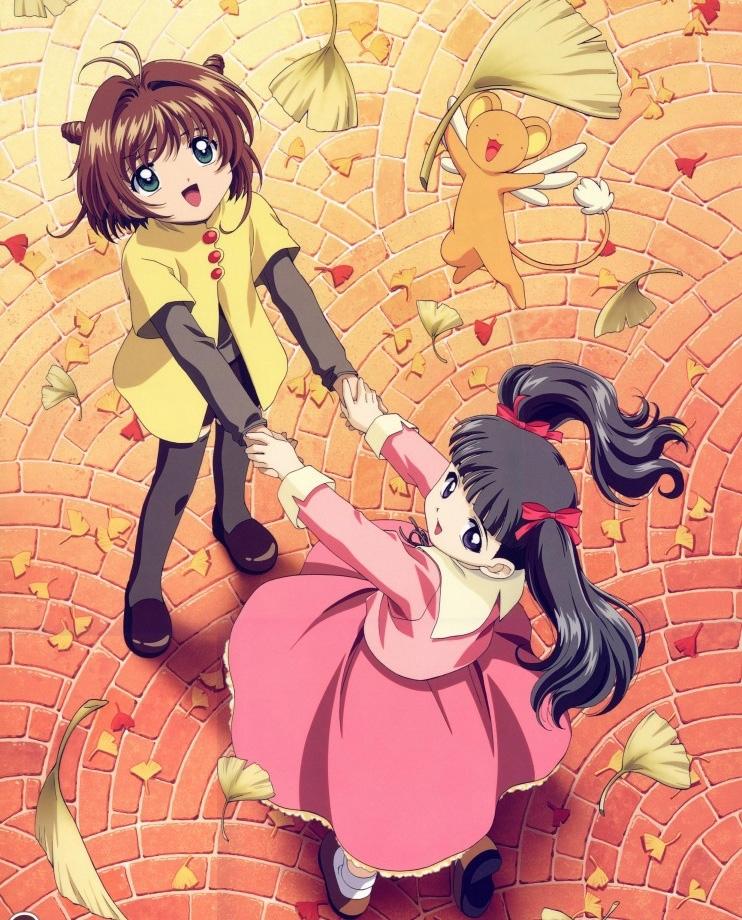 Sakura Tomoyo & Kero