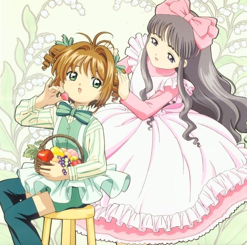 Sakura & Tomoyo