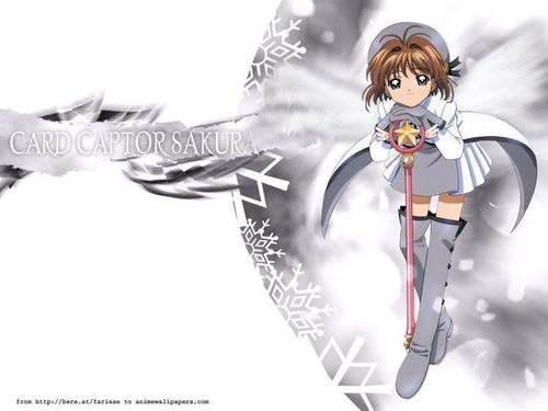 Sakura Cardcaptors wallpaper called Sakura