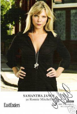 Samantha Janus's Autograph