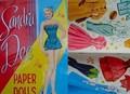 Sandra Dee Vintage 1960s Paper Doll Book