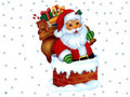 Santa Claus - christmas wallpaper