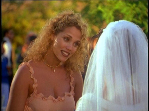 Elizabeth Berkley Images Saved By The Bell The Wedding