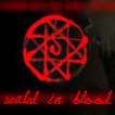 Sealed in Blood