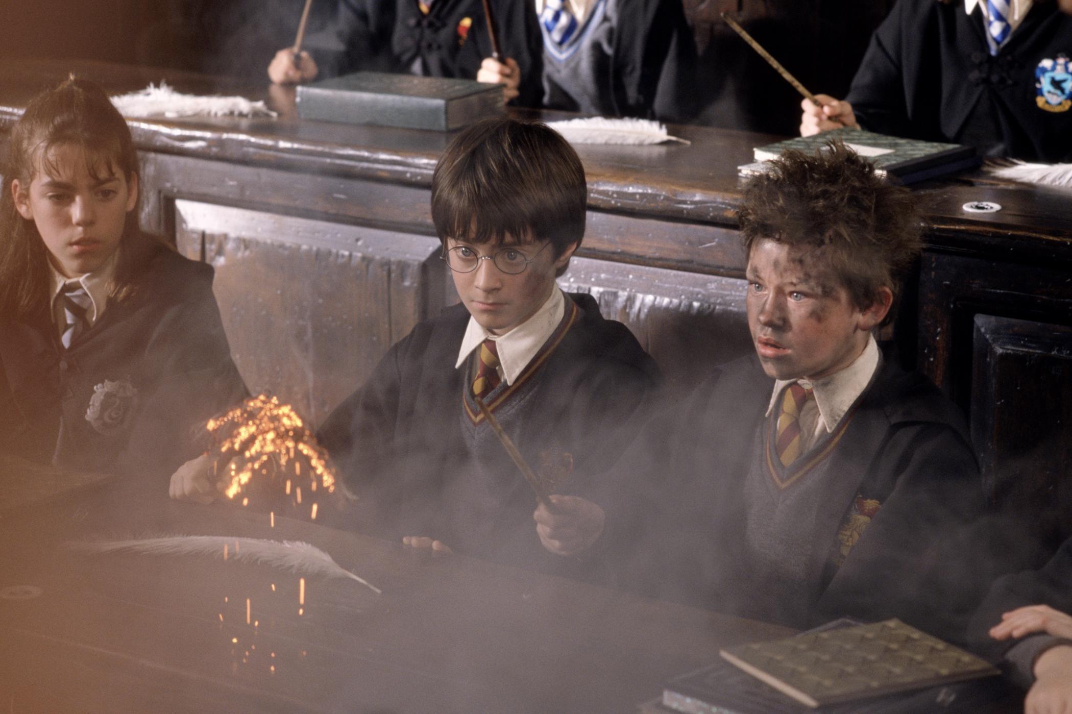 Seamus & Harry