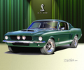 Shelby Mustang GT500 - cars photo