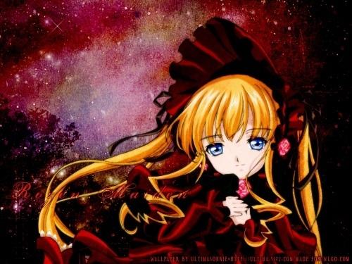 Shinku the Fifth Rozen Maiden