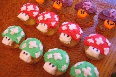 Shroom Cakes