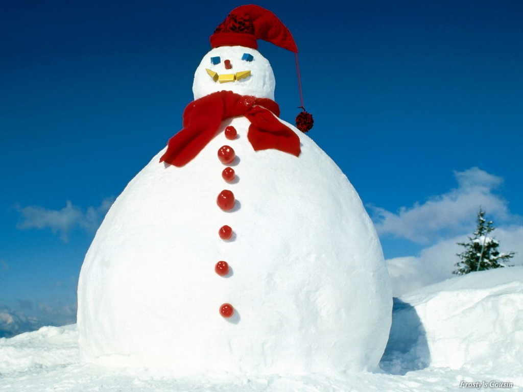Pictures Of Snowmen | New Calendar Template Site