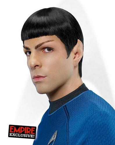 Zachary Quinto wallpaper entitled Spock
