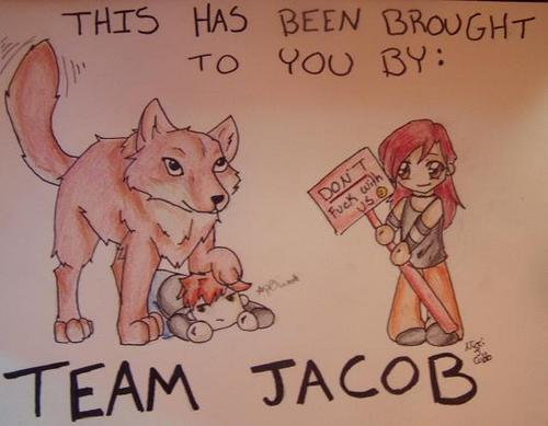 Team Jacob Black