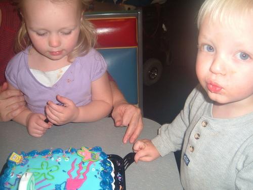 Temp's Son's Birthday