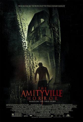 The Amityville Horror 2005 film poster