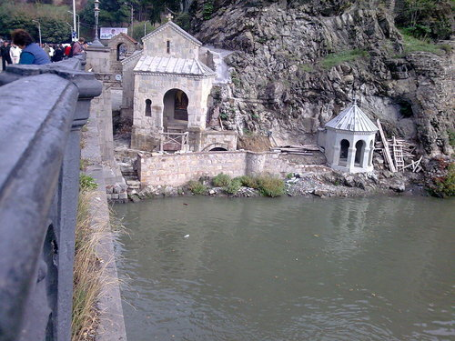 The Church Of  Abo Tbileli - georgia Photo
