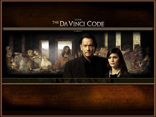 The Da Vinci Code 바탕화면
