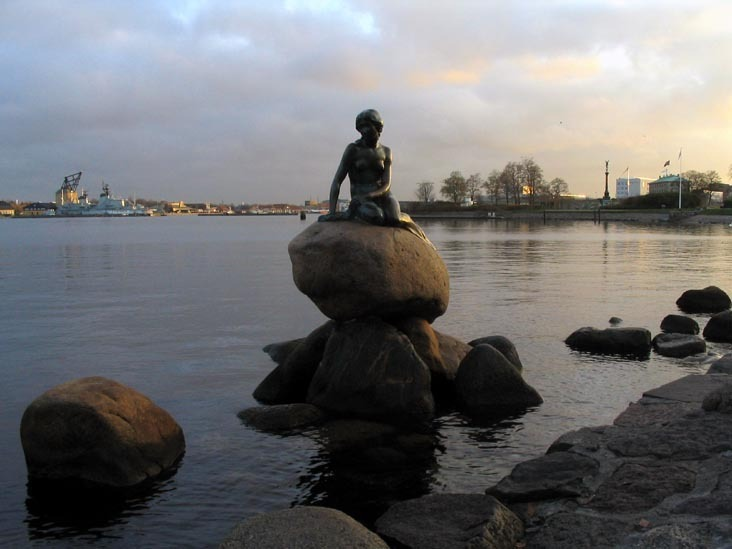 The Little Mermaid Andersen Images Copenhagen HD Wallpaper And Background Photos
